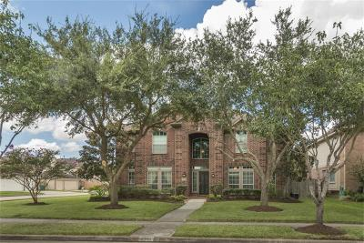 Seabrook Single Family Home For Sale: 2341 Acadiana Lane