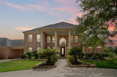 Richmond Single Family Home For Sale: 2611 Texana Way