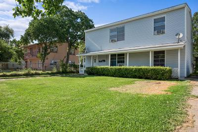 Texas City Multi Family Home For Sale: 1136 5th Avenue N