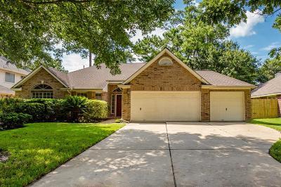 Spring Single Family Home For Sale: 8814 Edenbridge Street