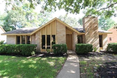 Kingwood Single Family Home For Sale: 3711 Riverwood Park Drive
