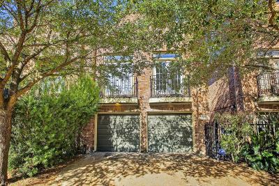 Houston Single Family Home For Sale: 5010 Blossom Street