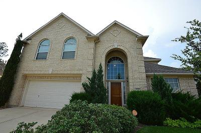 Spring Single Family Home For Sale: 23323 Wolfs Crossing Court