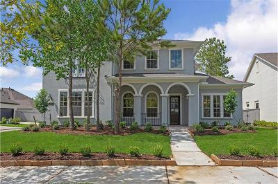 The Woodlands Single Family Home For Sale: 3 Glory Garden Way