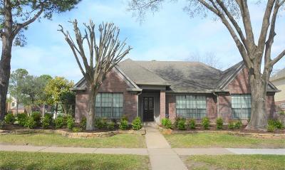 Houston Single Family Home For Sale: 18526 Fawn Run Lane