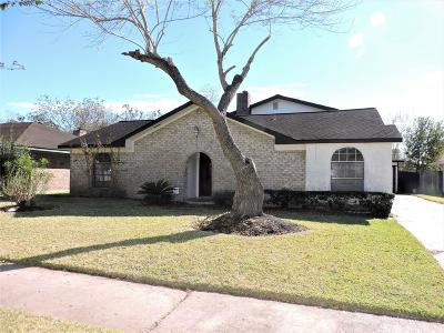 Fort Bend County Single Family Home For Sale: 6803 Indian Falls Drive