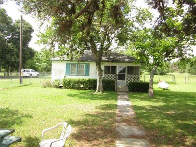 Austin County Farm & Ranch For Sale: 241 Railroad Street W