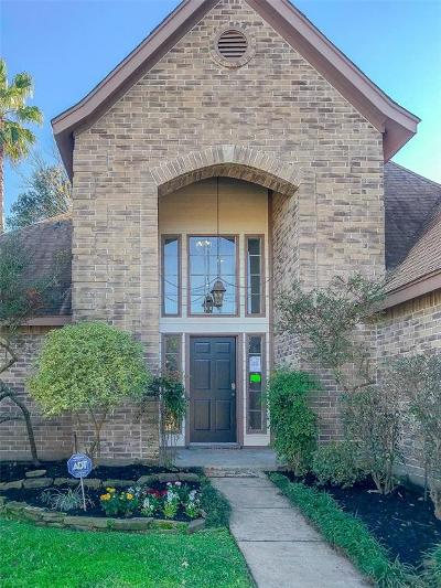 Houston Single Family Home For Sale: 15623 Fern Ridge Drive