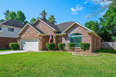 Kingwood Single Family Home For Sale: 3215 Seasons Trail