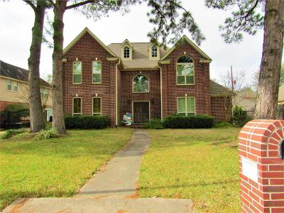 Spring Single Family Home For Sale: 8514 Herts Road