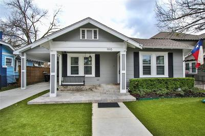 Houston Single Family Home For Sale: 1116 Omar Street