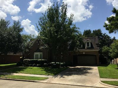 Katy Single Family Home For Sale: 24527 Bay Hill Boulevard