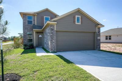 Conroe Single Family Home For Sale: 3654 Karissa Road