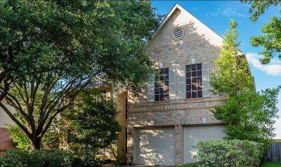 Missouri City Single Family Home For Sale: 3239 Indigo Lane