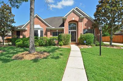 Friendswood Single Family Home For Sale: 1304 Cambridge Drive