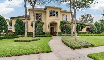 Houston Single Family Home For Sale: 2614 Coastal Oak Drive
