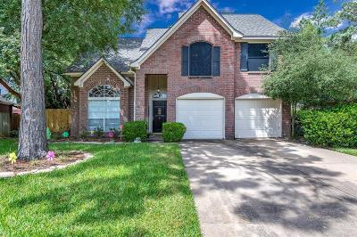 Houston TX Single Family Home For Sale: $235,000