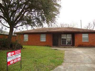 Texas City Single Family Home For Sale: 3025 14th Avenue N