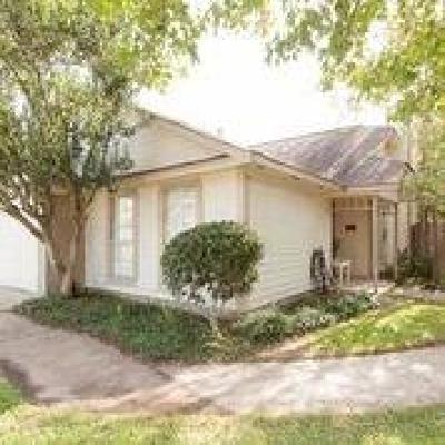Katy Single Family Home For Sale: 6446 New World Drive