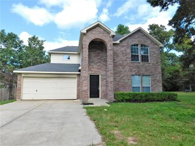 Willis Single Family Home For Sale: 14137 Broken Arrow Drive