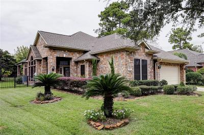 Pearland Single Family Home For Sale: 2320 Messina Drive
