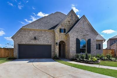 Fort Bend County Single Family Home For Sale: 6103 Bargo River Court
