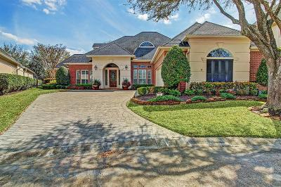 Houston Single Family Home For Sale: 62 Blooming Grove Lane