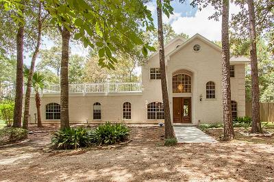 Single Family Home For Sale: 28003 Nichols Sawmill Road