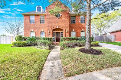 Sugar Land Single Family Home For Sale: 4403 Colony Glen Court