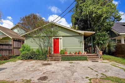 Houston Multi Family Home For Sale: 1120 Jackson Boulevard