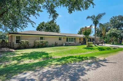 La Marque Single Family Home For Sale: 2414 Perthuis Drive