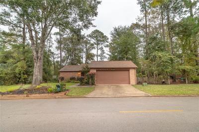 Willis Single Family Home For Sale: 12124 Maverick Drive