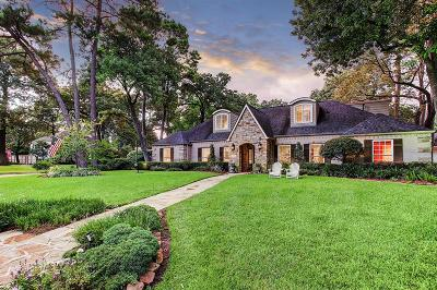 Houston Single Family Home For Sale: 13518 Taylorcrest Road