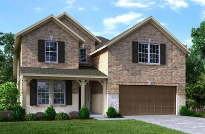 Rosenberg Single Family Home For Sale: 8834 Japonica Drive