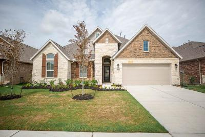 Richmond Single Family Home For Sale: 9614 Wildgrove Hollow Drive