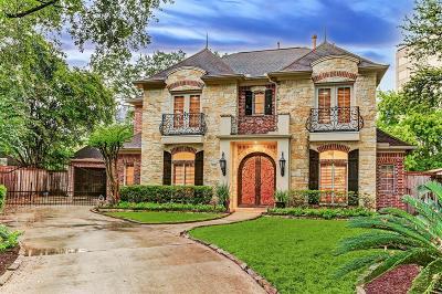 Houston Single Family Home For Sale: 5618 Wickersham Lane