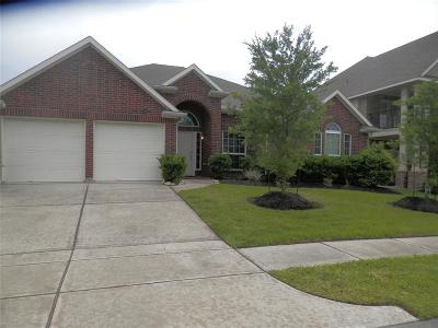 Humble Single Family Home For Sale: 9515 Alabaster Oaks Lane