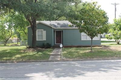 Austin County Single Family Home For Sale: 1110 S Holland Street