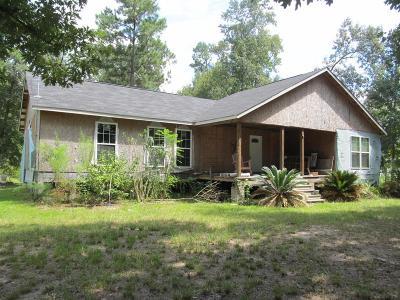 New Caney Single Family Home For Sale: 17085 Oak Grove Lane Lane