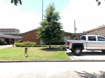 Houston Multi Family Home For Sale: 4719 Merwin Street