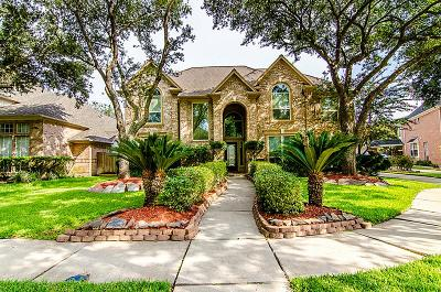 Sugar Land Single Family Home For Sale: 5406 Brook Bend Drive