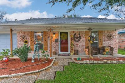 Deer Park Single Family Home For Sale: 1116 Grace Street
