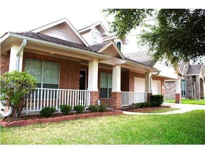 Pearland Single Family Home For Sale: 10362 Sagebrook Drive