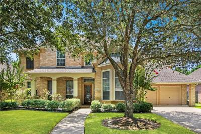 Katy Single Family Home For Sale: 22815 Rachels Manor Drive