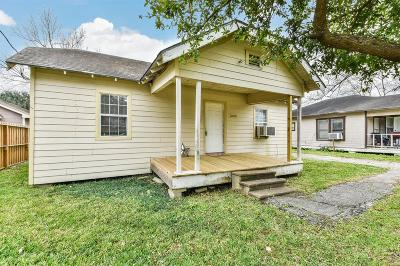 Harris County Single Family Home For Sale: 1110 2nd Street