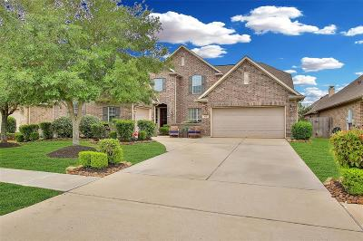 Friendswood Single Family Home For Sale: 109 Baker Springs Court