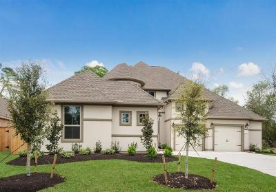 Cypress Single Family Home For Sale: 13427 Wedgewood Thicket Way