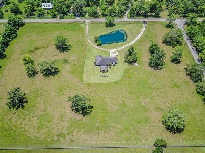 Brazoria Single Family Home For Sale: 2584 County Road 348a