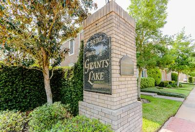 Sugar Land Condo/Townhouse For Sale: 2810 Grants Lake #1204