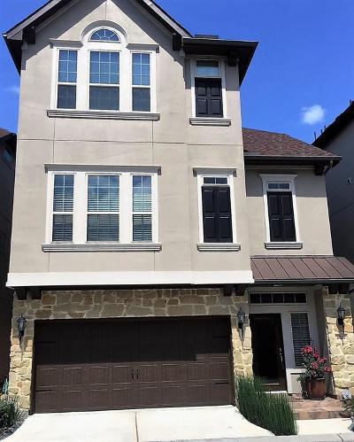 Kingwood Single Family Home For Sale: 2857 Kings Retreat Circle